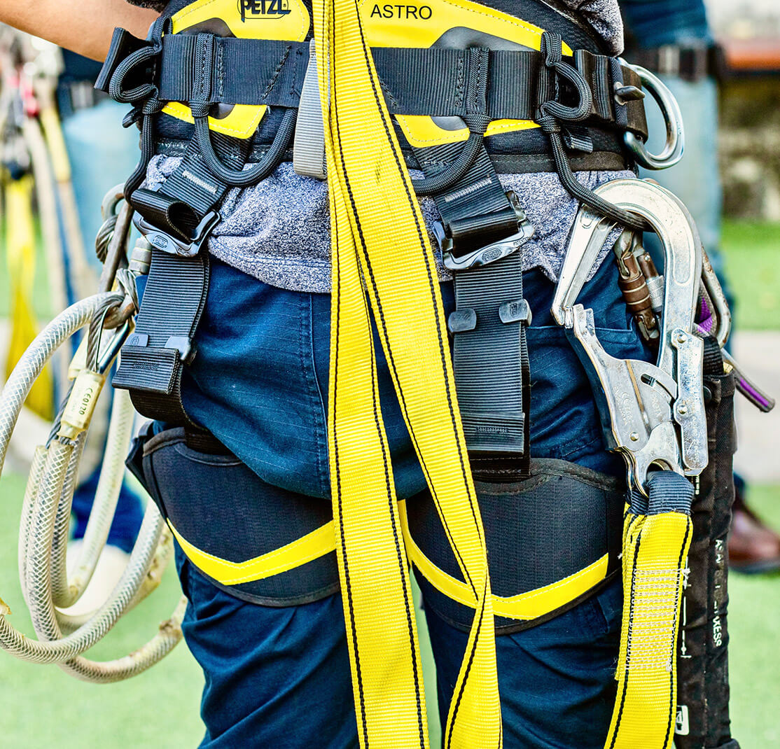 PPE devices run at high altitudes