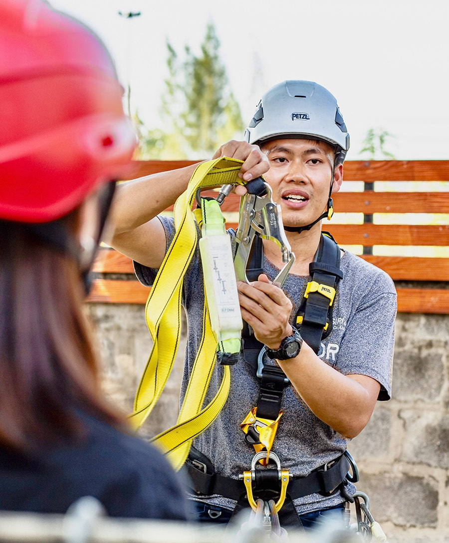 High altitude techniques for operators 14