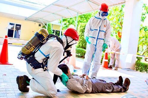 Hazardous Chemical Rescue