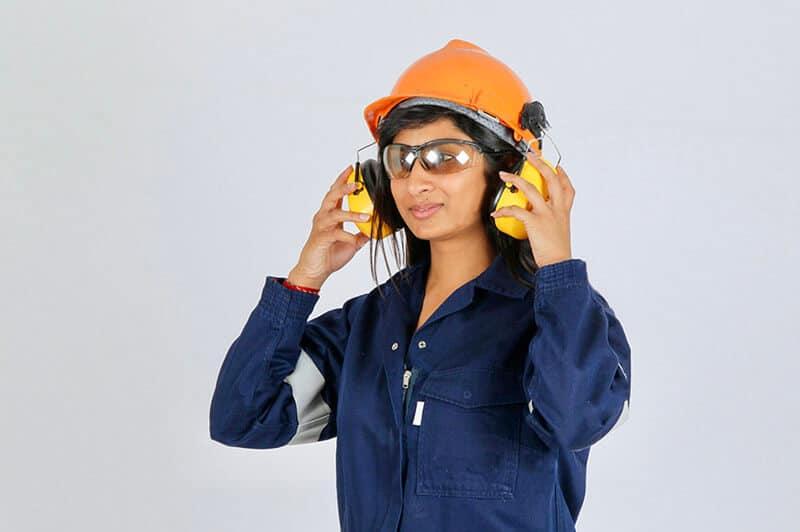 Prevention of loud noises