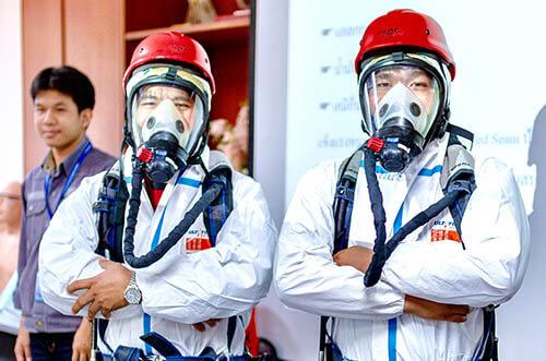 Hazardous chemicals courses